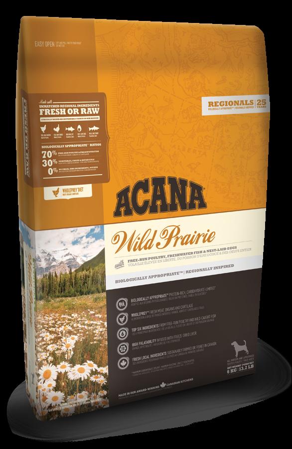 acana wild prairie grain free dry cat food