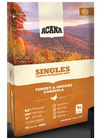 Turkey & Greens Formula